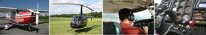 private pilot license flight training school