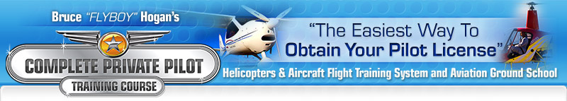 Helicopter Aircraft Private Pilot Flight School Training