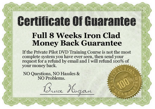 privatepilotdvd.com guarantee
