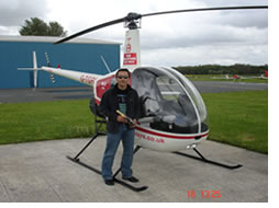helicopter flight school pilot training