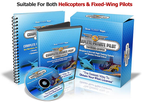 complete pilot license flight training school