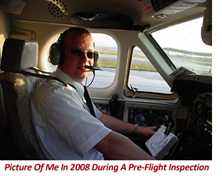 learn how to fly pre flight inspection