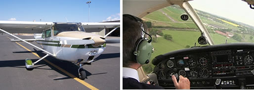 jeppesen private pilot flight school
